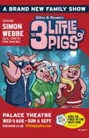 The Three Little Pigs Tickets - West End