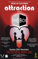 Attraction - The Box Tickets - West End