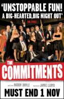 The Commitments Tickets - West End