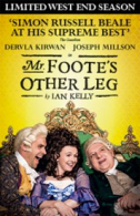 Mr Foote's Other Leg Tickets - West End
