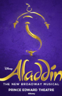 Aladdin Tickets - West End