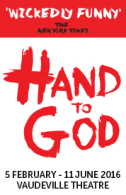 Hand To God Tickets - West End