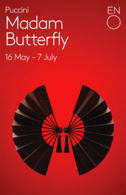 Madam Butterfly Tickets - West End