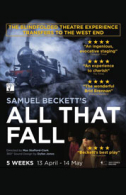 All That Fall Tickets - West End