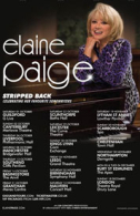 Elaine Paige - Stripped Back Tickets - West End