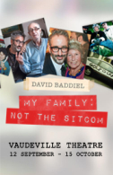 David Baddiel - My Family, Not the Sitcom Tickets - West End