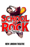 School of Rock - The Musical Tickets - West End