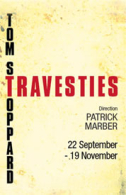 Travesties Tickets - West End