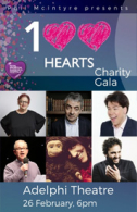 100 Hearts Charity Gala Tickets - West End