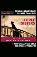 The Three Sisters Tickets - West End