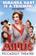 Annie Tickets - West End