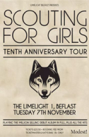Scouting for Girls Tickets - West End