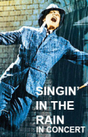Singin' in the Rain - With Live Orchestra Tickets - West End