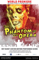 The Phantom of the Opera - The Roy Budd Score Tickets - West End