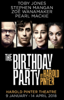The Birthday Party Tickets - West End