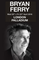 Bryan Ferry Tickets - West End
