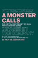 A Monster Calls Tickets - West End
