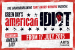 American Idiot Show Discount