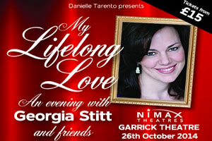 My Lifelong Love - An Evening with Georgia Stitt and Friends