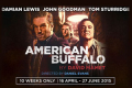 American Buffalo Tickets - London