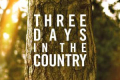 Three Days in the Country Tickets - London