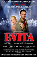 Evita Tickets - West End