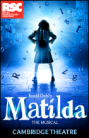 Matilda Tickets - West End