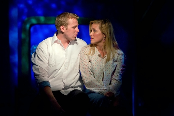 <p> Matt Farcher and Haven Burton as star-crossed lovers.</p><br />Jeremy Daniel