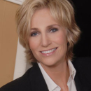Jane Lynch Gets Happy