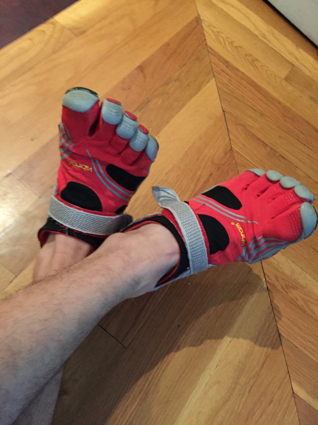 <p>Footloose.
