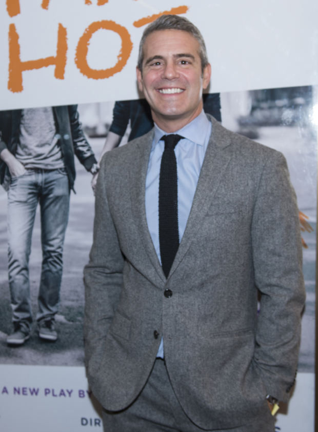 <p>It wouldn&#39&#x3B;t be an opening night without Bravo favorite Andy Cohen on hand!</p><br />(© Allison Stock)