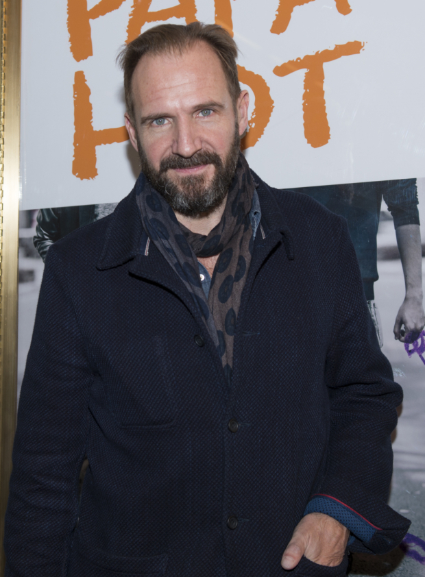 <p>Guests at the opening-night festivities included stage and screen great Ralph Fiennes.</p><br />(© Allison Stock)