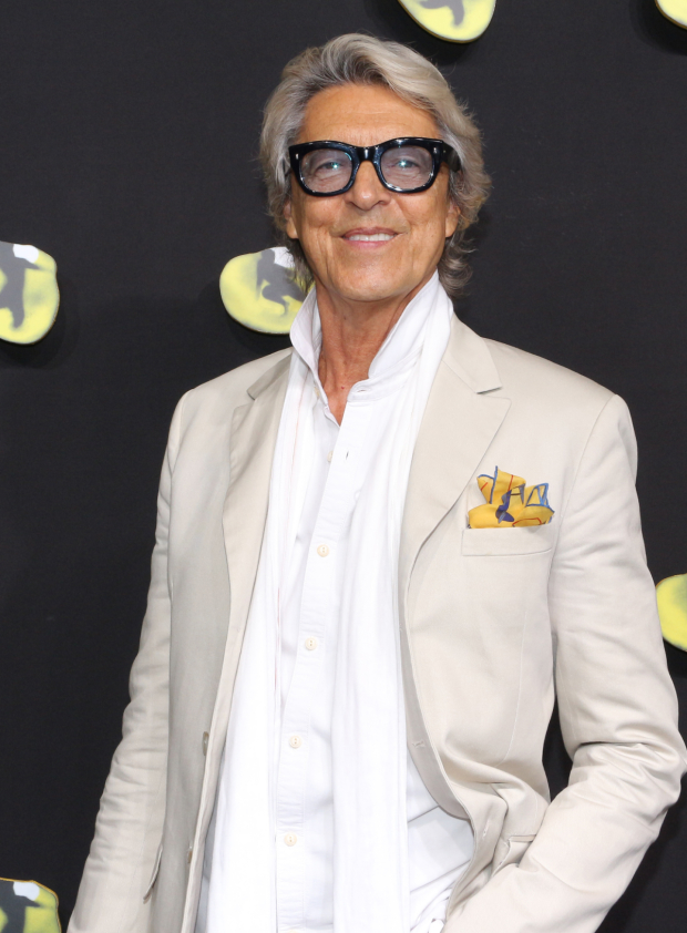 <p>It wouldn&#39&#x3B;t be a Broadway opening night without dance legend Tommy Tune!</p><br />(© David Gordon)