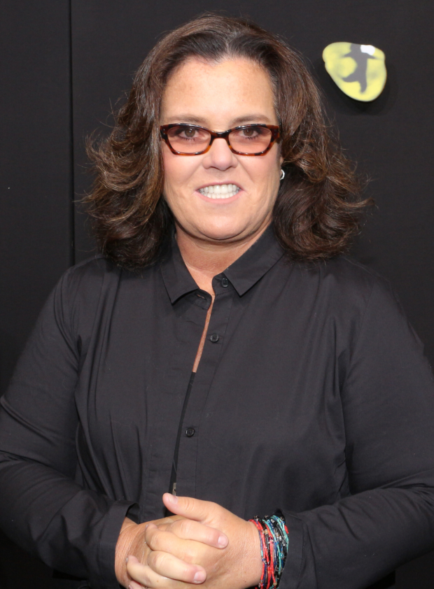 <p>Rosie O&#39&#x3B;Donnell walks the red carpet before <em>Cats</em>.</p><br />(© David Gordon)