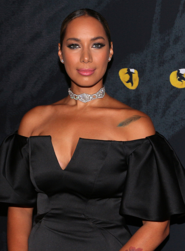 <p>Leona Lewis makes her Broadway debut as Grizabella.</p><br />(© David Gordon)