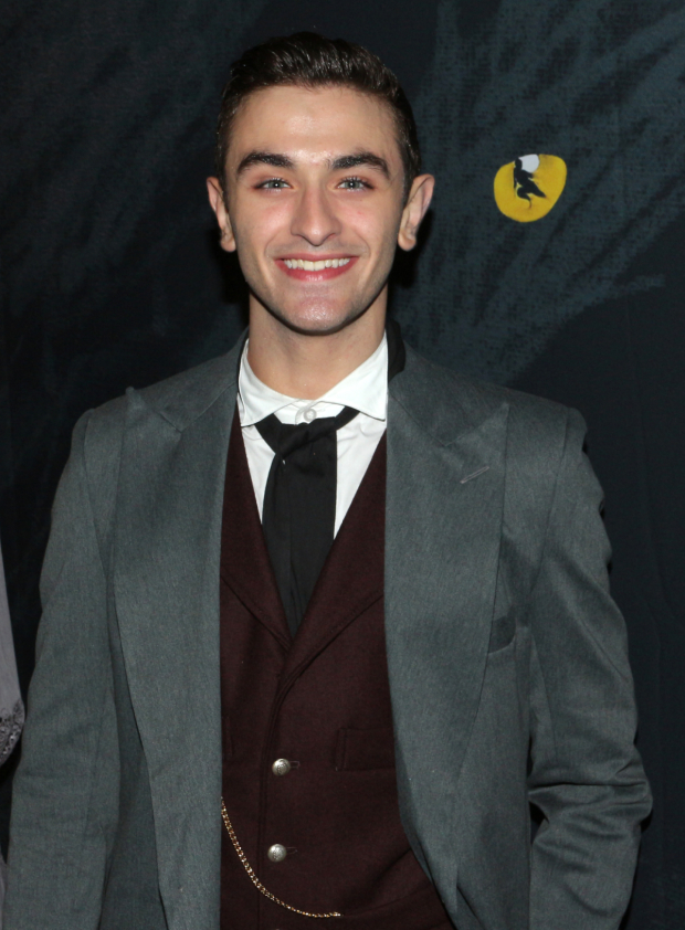 <p>Ricky Ubeda takes on the role of the &quot&#x3B;Magical Mister Mistoffelees.&quot&#x3B;</p><br />(© David Gordon)
