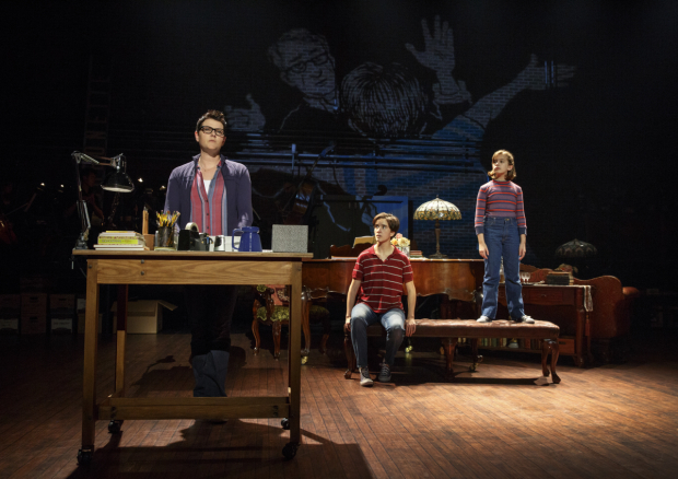 <p>The Tony-winning musical <em>Fun Home</em> heads on tour.</p><br />(© Joan Marcus)