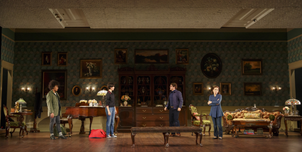 <p>Catch <em>Fun Home</em> on tour!</p><br />(© Joan Marcus)