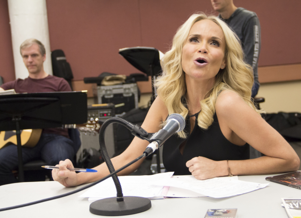 <p>Chenoweth&#39&#x3B;s show is directed by Richard Jay-Alexander and will run November 2-13.</p><br />(© David Gordon)