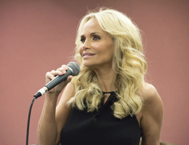 <p>Catch Kristin Chenoweth at the  Lunt-Fontanne Theatre for 12 performances only!</p><br />(© David Gordon)