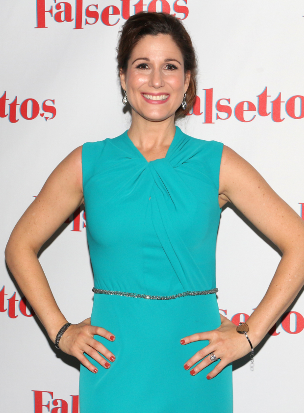 <p>Stephanie J. Block takes on the role of Trina, Marvin&#39&#x3B;s ex-wife.</p><br />(© David Gordon)