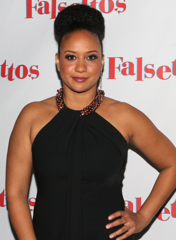 <p>Tracie Thoms takes on the role of Dr. Charlotte.</p><br />(© David Gordon)