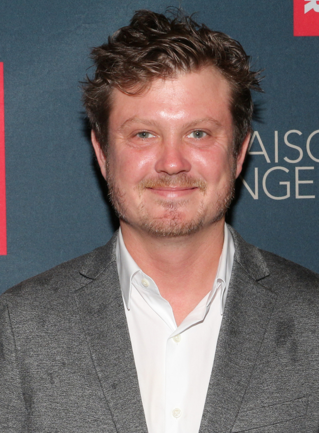 <p><em>House of Cards</em> creator Beau Willimon is ready for a Broadway opening night.</p><br />(© David Gordon)
