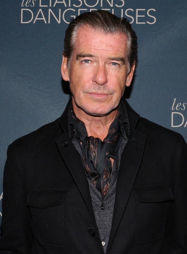 <p>Guests at the opening-night festivities included iconic James Bond portrayer Pierce Brosnan.</p><br />(© David Gordon)