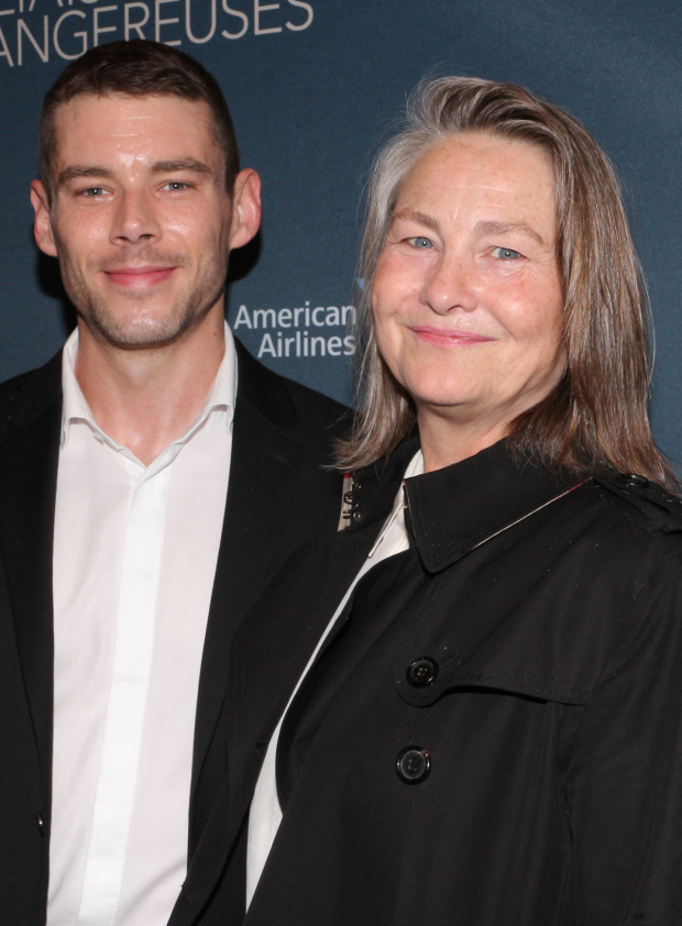<p>Brian J. Smith and Cherry Jones return to the Booth Theatre, where they starred in <em>The Glass Menagerie</em>.</p><br />(© David Gordon)