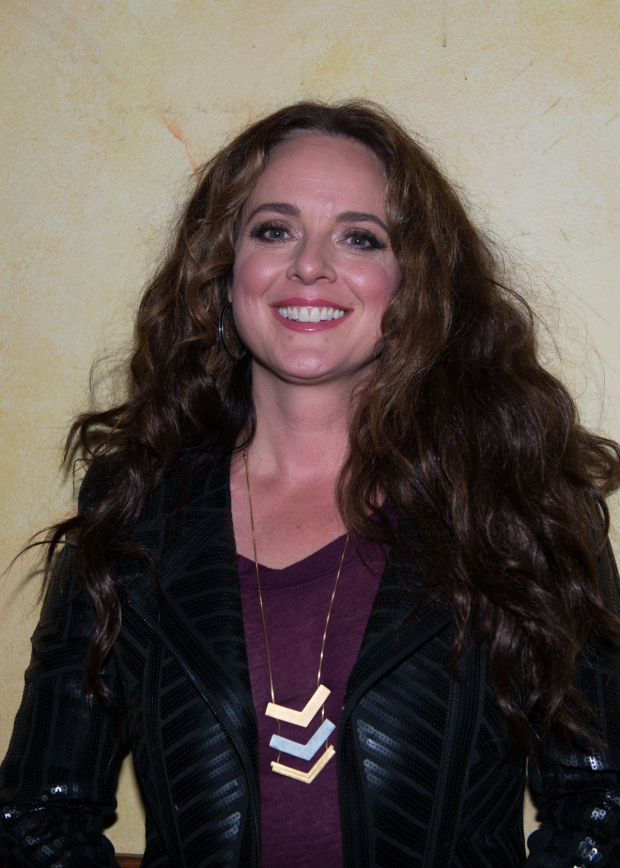 <p>Melissa Errico returns to the stage in <em>Finian&#39&#x3B;s Rainbow</em>.</p><br />(© Allison Stock)