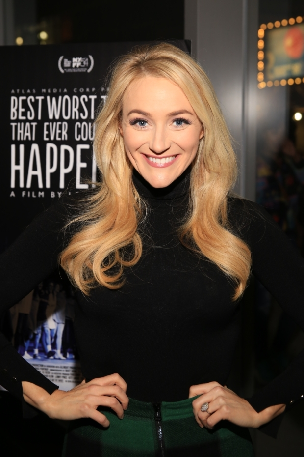 <p>Betsy Wolfe currently stars in <em>Falsettos</em> on Broadway.</p><br />(© Tricia Baron)