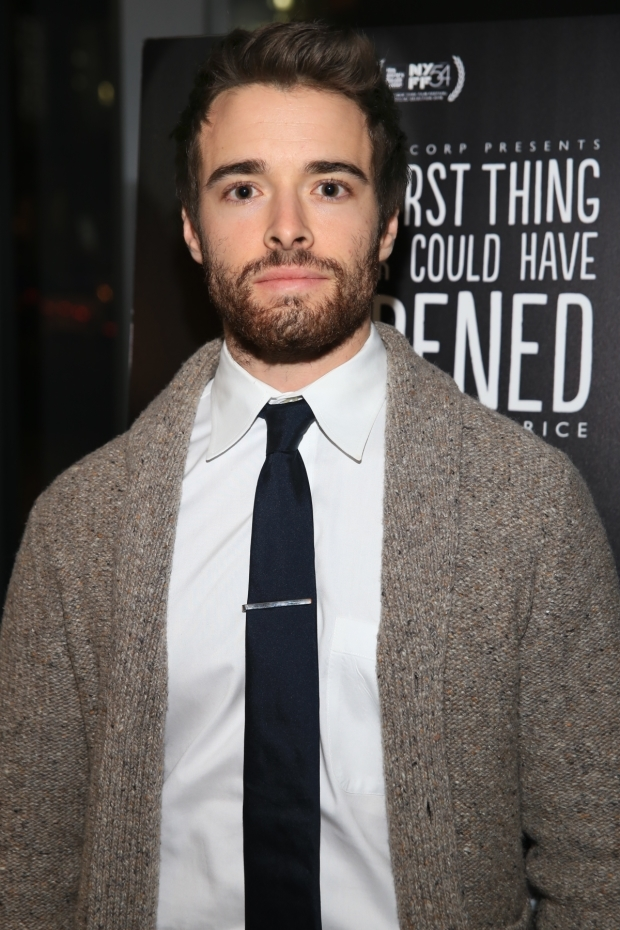 <p>Corey Cott will lead the new musical <em>Bandstand</em> to Broadway in 2017.</p><br />(© Tricia Baron)