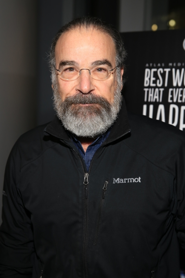 <p>Guests included Mandy Patinkin, who appears in the documentary.</p><br />(© Tricia Baron)