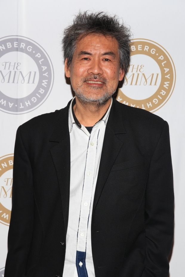 <p>David Henry Hwang was honored in 2012 with the Steinberg Distinguished Playwright Award.</p><br />(© Tricia Baron)